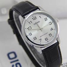 Jam Tangan Casio Mtp jual jam tangan casio mtp v001 leather original jhony