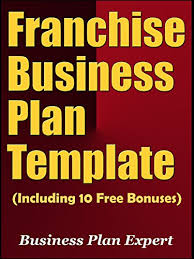 amazon com franchise business plan template including 10 free