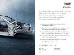 Auto Estimates by Auto Shop Delaware Cadillac