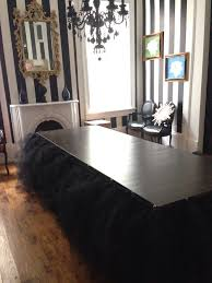 black tulle table skirt 8 best table skirts images on pinterest blinds decorating ideas