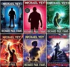 michael vey series collection set books 1 6 paperback by richard