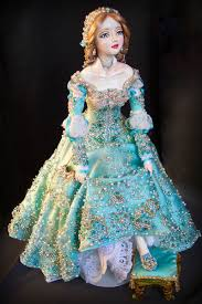 cinderella enchanted doll marina bychkova patterns