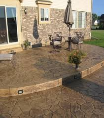 stamped concrete u0026 cool deck overlays