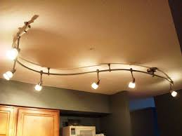 kitchen track lighting wire track lighting kitchen with