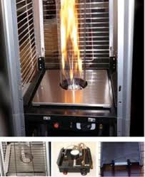paramount patio heaters az patio heaters ca hlds01 gtss quartz glass tube patio heater