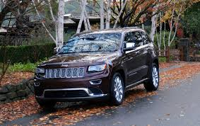 jeep grand cherokee 2017 summit road test 2014 jeep grand cherokee ecodiesel 4x4 clean fleet report