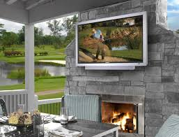 Outdoor Home Audio Systems Do I Really Need An Outdoor Tv Automated Lifestyles