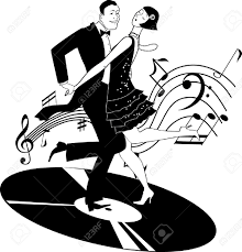 halloween dance clipart 925 swing dancing cliparts stock vector and royalty free swing