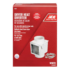 How To Clean A Clothes Dryer Dryer Vent Cleaning Kits And Lint Traps At Ace Hardware