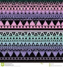 aztec tribal seamless pattern stock vector illustration of