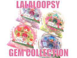 mini lalaloopsy dolls gem series collection bijou dazzle clarity