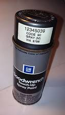 gm touch up paint spray ebay