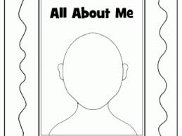 all about me colouring pages all about me printable book a to z