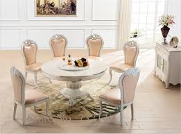 luxury round dining table round dining table dining chair wood table round retro table white