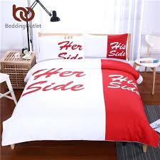 his and hers bed set his and hers bedroom sets bedding set his side side duvet