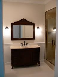 Furniture Style Vanity Custom Cabinets Archives Inspired Remodels