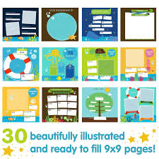 free baby boy printables beautiful printable memory book pages