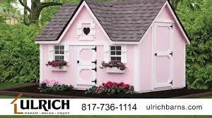 Derksen Portable Finished Cabins At Enterprise Center Youtube Ulrich Barn Builders Cabins Sheds Garages Playhouses Fort