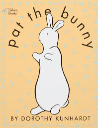 classic rabbit pat the bunny books for baby pat the bunny