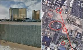 las vegas shooting reporter traces bullet path to potential
