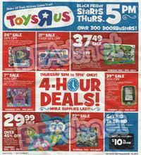 toysrus black friday 2017