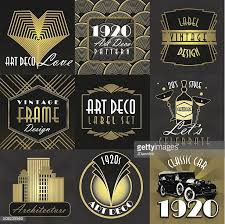 art deco stock illustrations and cartoons getty images