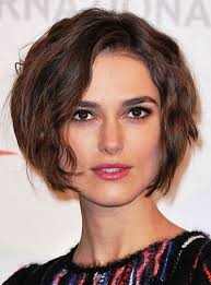 wavy short hairstyles with square face behairstyles com
