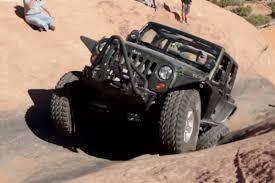 moab jeep safari video 2015 moab easter jeep safari rock crawling experience in hd
