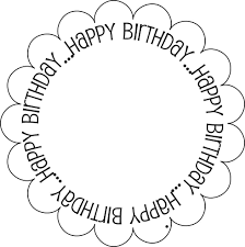 printable birthday cards for mom to color birthday decoration