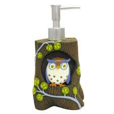 Harry Potter Bathroom Accessories Allure Home Creations Awesome Owls Bathroom Accessories Collection