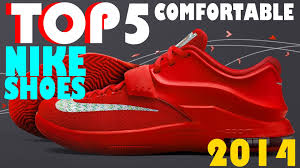 5 comfortable nike basketball shoes 2014 commentary