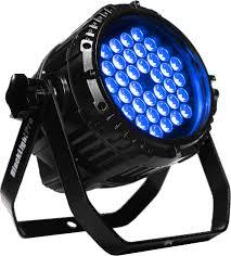 light rentals led lighting rentals professional led wash light for rent