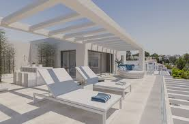 modern penthouses for modern apartments and penthouses for sale near el paraiso in