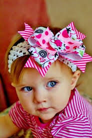 baby hair bows how is she baby hair bow and mauve hair bow