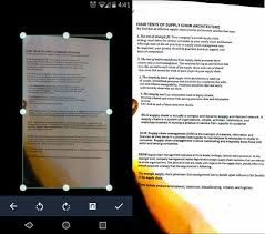 scanner app for android best scanner apps ubergizmo