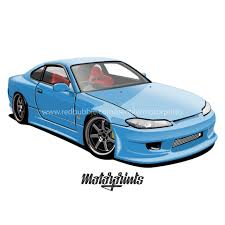 nissan silvia drawing search
