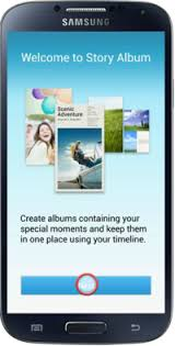 samsung story album apk use story album and create your own albums on samsung galaxy s4