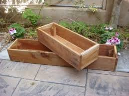 free wood planter box plans garden design ideas