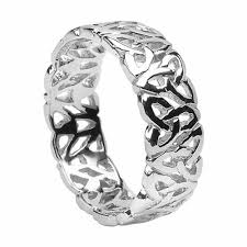 celtic wedding knot ceremony knot wedding ring