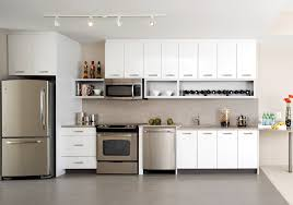 kitchen ideas with stainless steel appliances stainless steel or white appliances g eous modern kitchen with