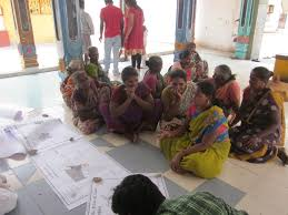 Community Mapping Urur Olcott Kuppam Community Mapping Step 2 And 3 Creating