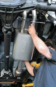 nissan frontier dual exhaust 2014 gmc sierra borla exhaust system install breathe easy