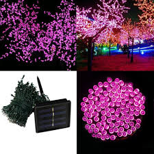 Decorative Strings Of Lights by Online Buy Wholesale Solar Christmas Lights Outdoor From China