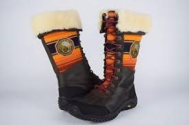 womens ugg pendleton boots nib womens ugg adirondack np grand grz 1015731