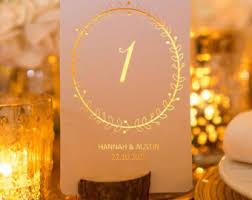 Wedding Table Centerpiece Wedding Table Numbers Etsy Uk