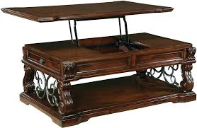 coffee tables with pull up table top pull up coffee table lift mechanism with spring incredible that
