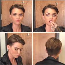 ruby rose hair u2026 hairs pinterest ruby rose hair rose hair