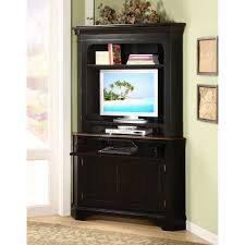 Corner Desk Hutch Black Corner Hutch Desk With Door Rocket Styles Of