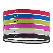 headband sports nike swoosh sport headband 2 0 6 pack sport chek