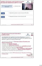 risques professionnels bureau obligations réglementaires pour le directeur d etablissement pdf